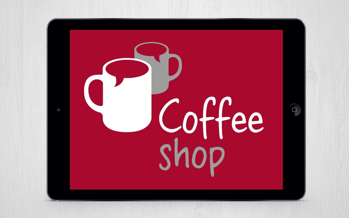 Coffee Shop - branding by Doe Design